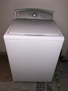 Kenmore high efficiency washing machine