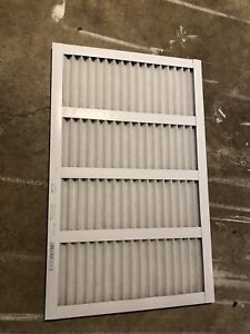 16x25x1 pleated filters