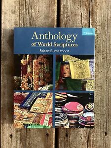 Anthology of World Scriptures Textbook