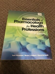 Essentials of pharmacology for health professionals