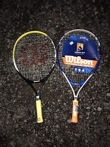 Brand new tennis rackets $10 Woombye Maroochydore Area Preview