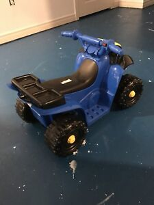 Baby atv or motorcycle