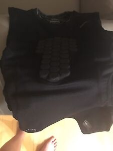 NIKE Youth boys compression combat gear top