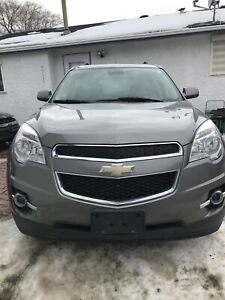 2012 Chevy equinox LT sports brand new safety clean title