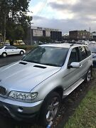 BMW X5 2002 Smithfield Parramatta Area Preview