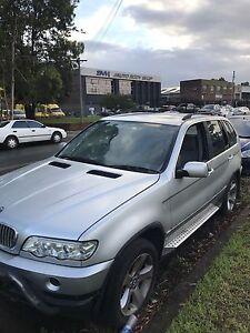 BMW X5 2002 Smithfield Parramatta Area Preview