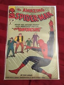 Amazing Spider-Man 10: 1st Appearance of the Enforcers!