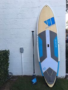 Waterborn evoke 10'0 stand up paddle board Tingalpa Brisbane South East Preview
