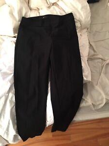 Pantalon nylon noir taille 12