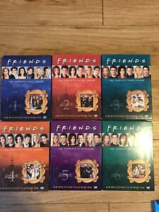 Friends complete series on DVD
