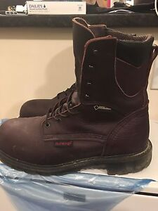 Red Wing work boots - Size 10