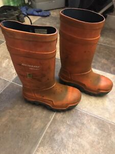 Dunlop Purofort thermo boots