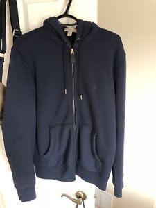 Burberry Hoodie size large! Perfect condition