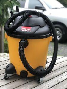 Shop•Vac Industrial 12 Gallon, 2.5HP, 9.5 Amp Wet/Dry Vacuum