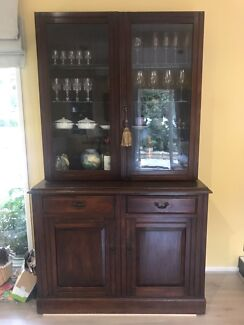 Wanted: Victorian mahogany glass fronted book case