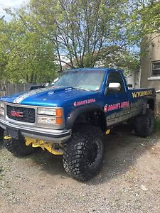 Crazy Deal on Crazy Mud Truck