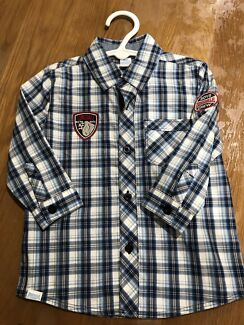Longsdale toddlers shirt