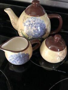 Tea set- $10