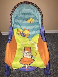 Fisherprice rocker for newborn to toddler