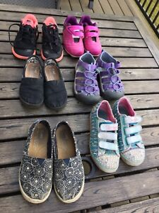 Various Kids Shoes