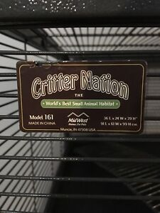Critter Nation One Level Cage
