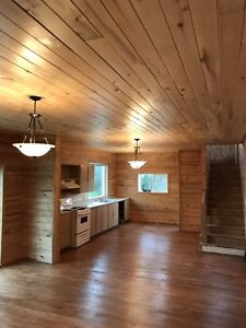 Cabin at struthers lake