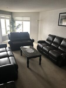 3-seat sofa brand new . serious inquiries please