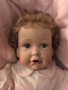 Ashton Drake Galleries Heirloom Baby