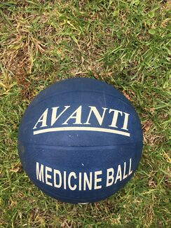 Wanted: 7kg medicine ball