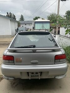 1998 Subaru Impreza WRX (Only good for parts)