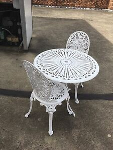 Outdoor 3 piece set Point Clare Gosford Area Preview