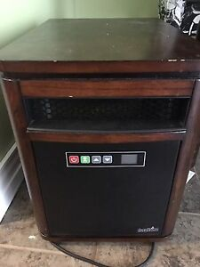 Large  infrared  space heater.