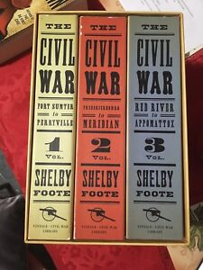 Brand New American Civil War Book Collection