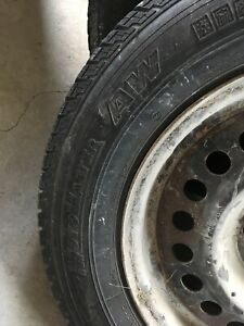 Used All Season Tires P195/70R14
