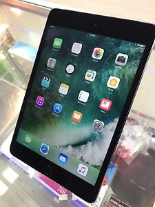 IPAD MINI 4 WIFI+4G 16GB SPACE GRAY WITH APPLE WARRANTY Surfers Paradise Gold Coast City Preview