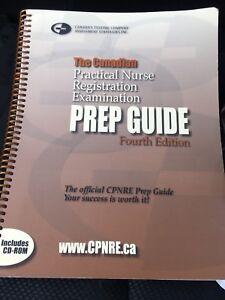 CPNRE Prep guide with CD