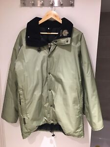 Kanuk green Winter Jacket