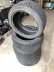 4 Winter tires 225-45-R17