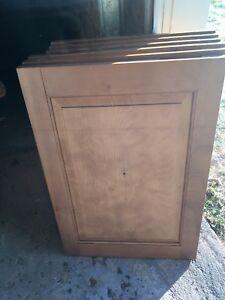 Older style Oak cabinet doors