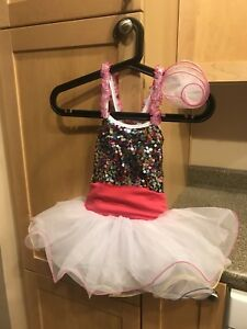 Dance Costume Size 5-7 *like new condition*