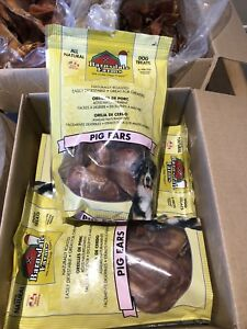 Pig ears for your fur baby!