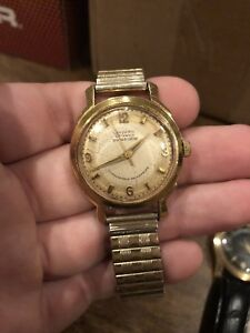 Vintage 25 jewel automatic watches