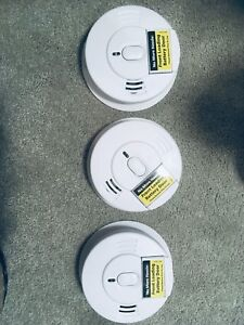 Smoke alarms -wired