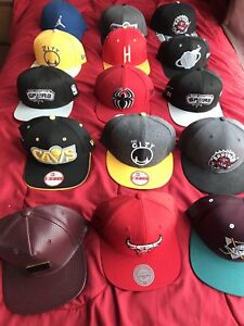 Various hats for sale $35