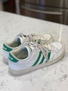 Men's ADIDAS leather sneakers size8
