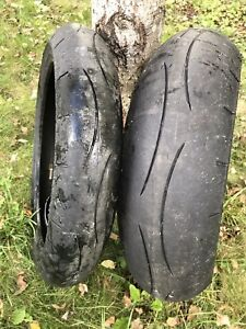 Dunlop sportmax GP-A PRO Front 120/70/17and Rear 190/60/17