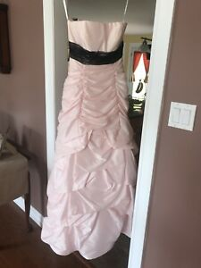 Jovani size 6 prom dress with shawl