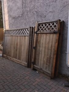 Pre-Made Fence Package, 30 feet