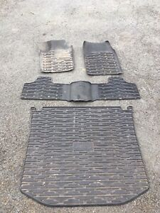 Jeep Grand Cherokee all weather mats