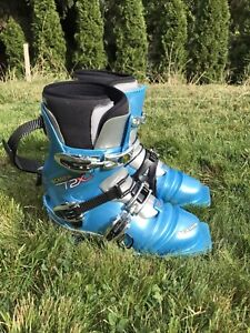 Scarpa T2 Telemark Boots Size 25.0